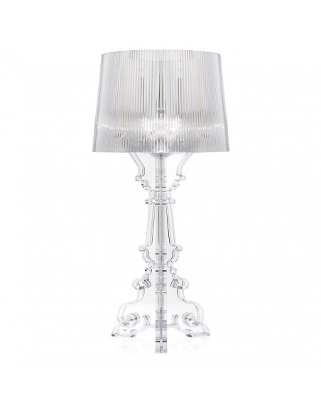 Lampe de table Bourgie Cristal