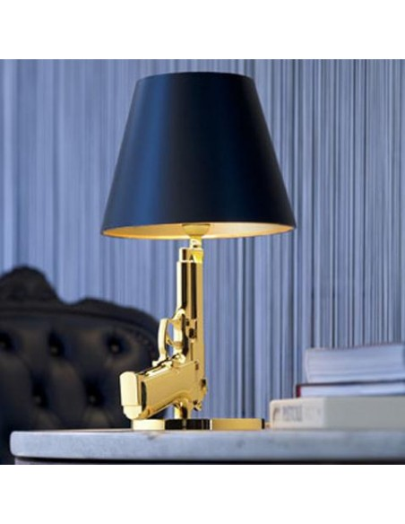 Lampe de table Bedside Gun
