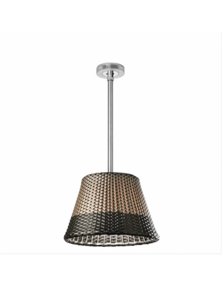 Suspension Romeo C1 Outdoor H60cm blanc gris