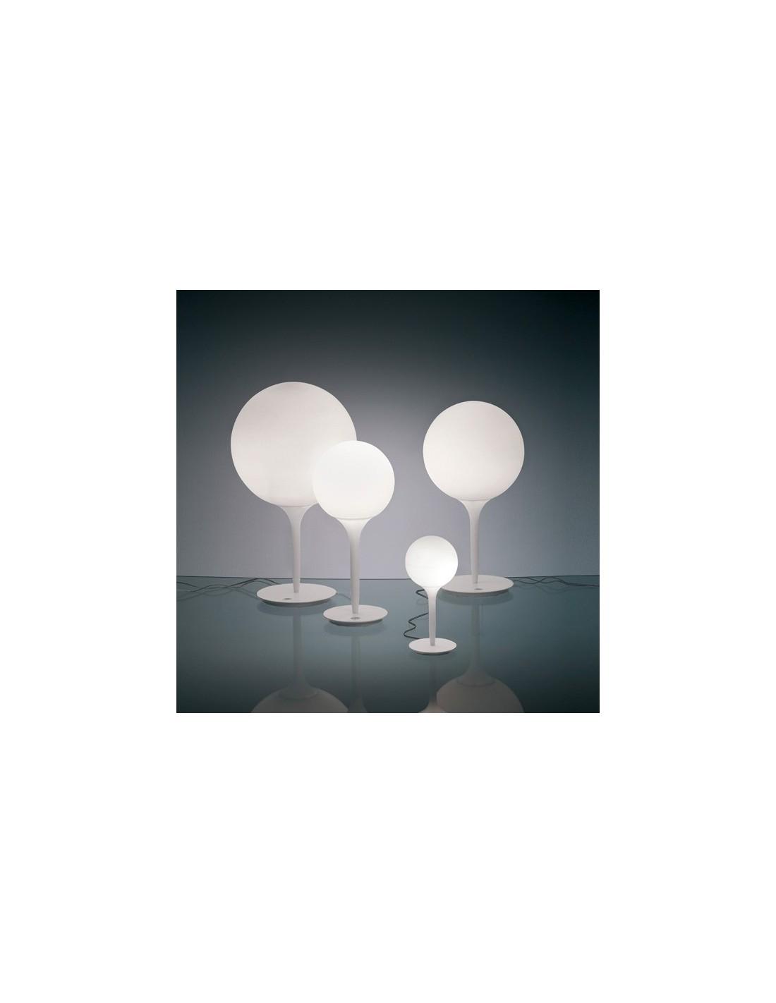 lampe de table castore 35 mise en sc ne clairage artemide. Black Bedroom Furniture Sets. Home Design Ideas