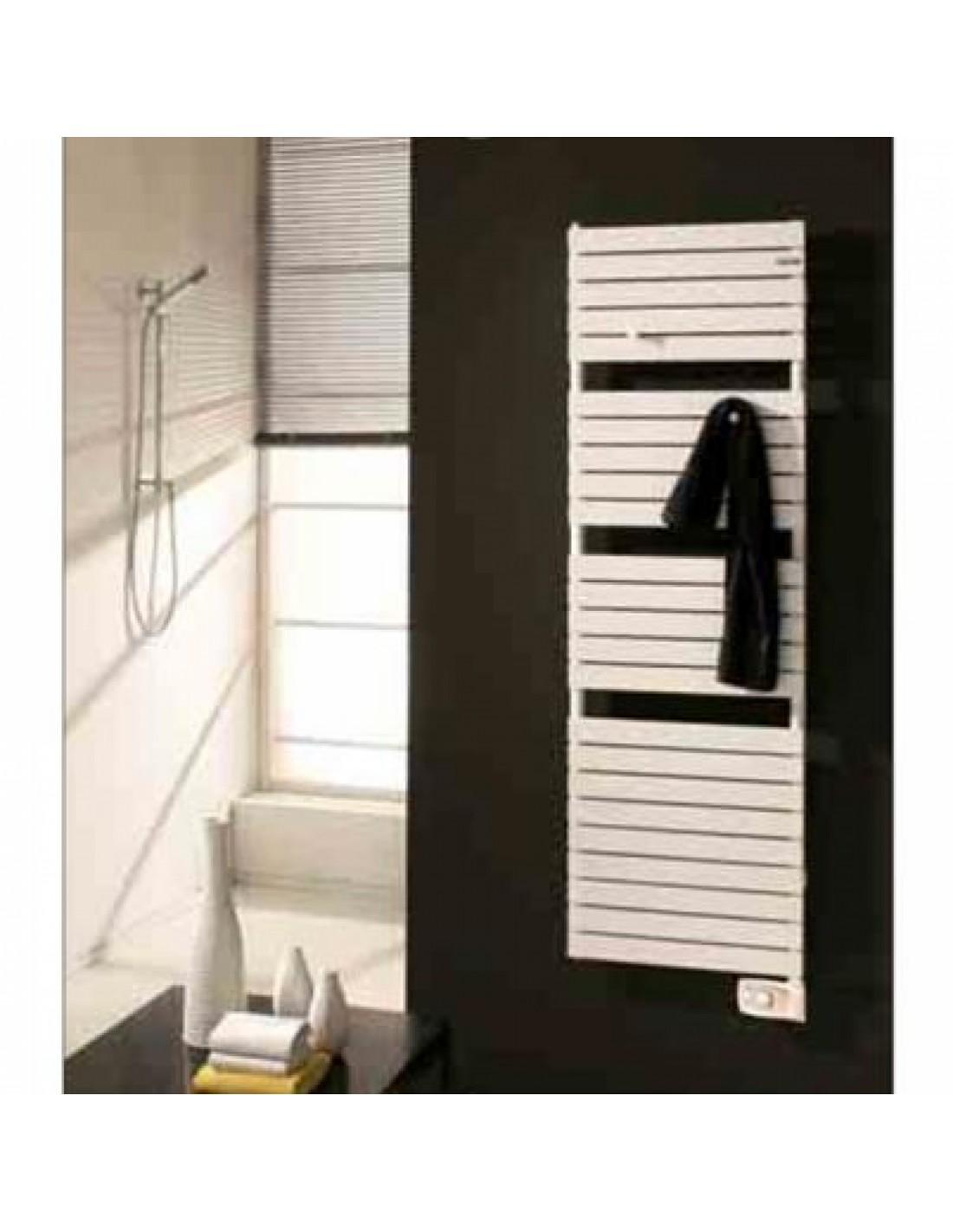 s che serviettes lectrique dory 600w finition blanche. Black Bedroom Furniture Sets. Home Design Ideas