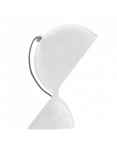 Lampe de table Dalù blanche Artemide