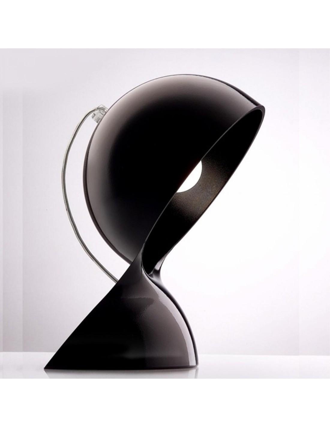 Lampe de table dalù noire -25% Artemide