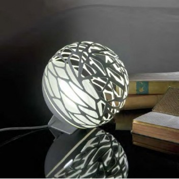 Lampe de table Kelly Mini Sphère