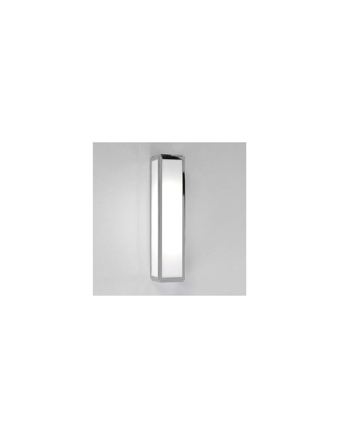 Applique Mashiko 360 LED chrome Astro Lighting - Valente Design