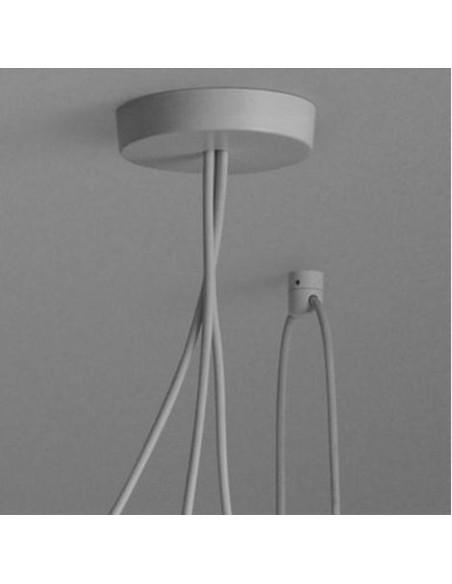 Patère blanche suspension Aim flos Valente Design