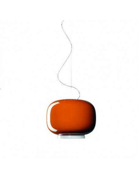 Suspension Chouchin Mini 1 orange foscarini orange