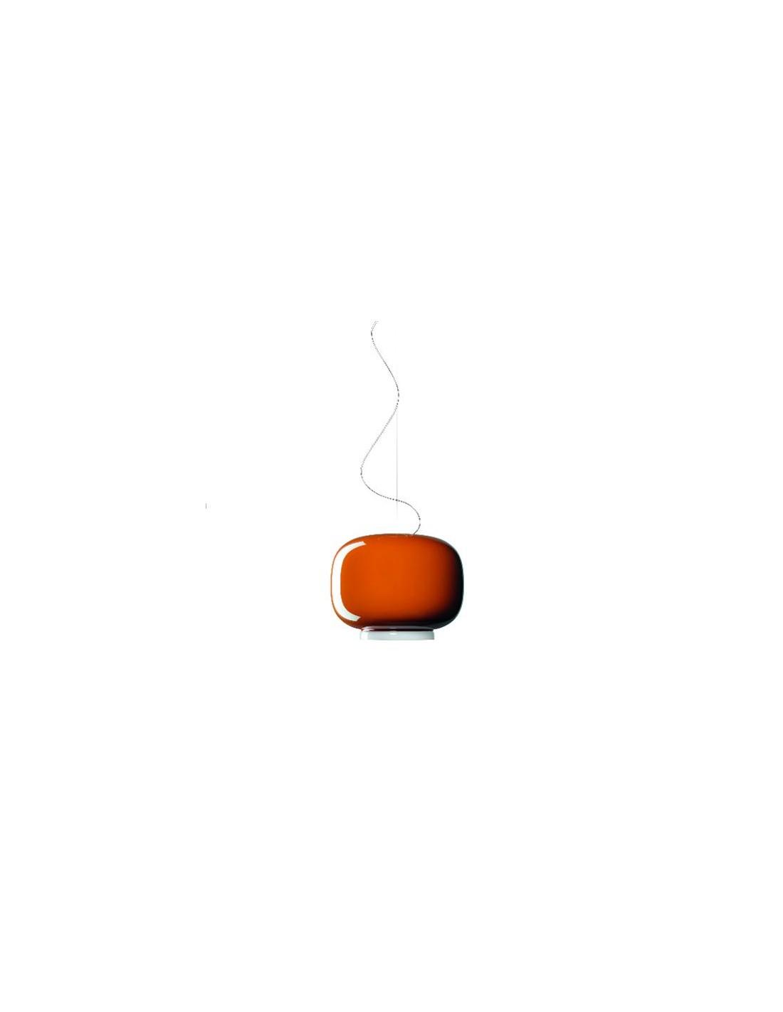 Suspension Chouchin Mini 1 orange foscarini orange