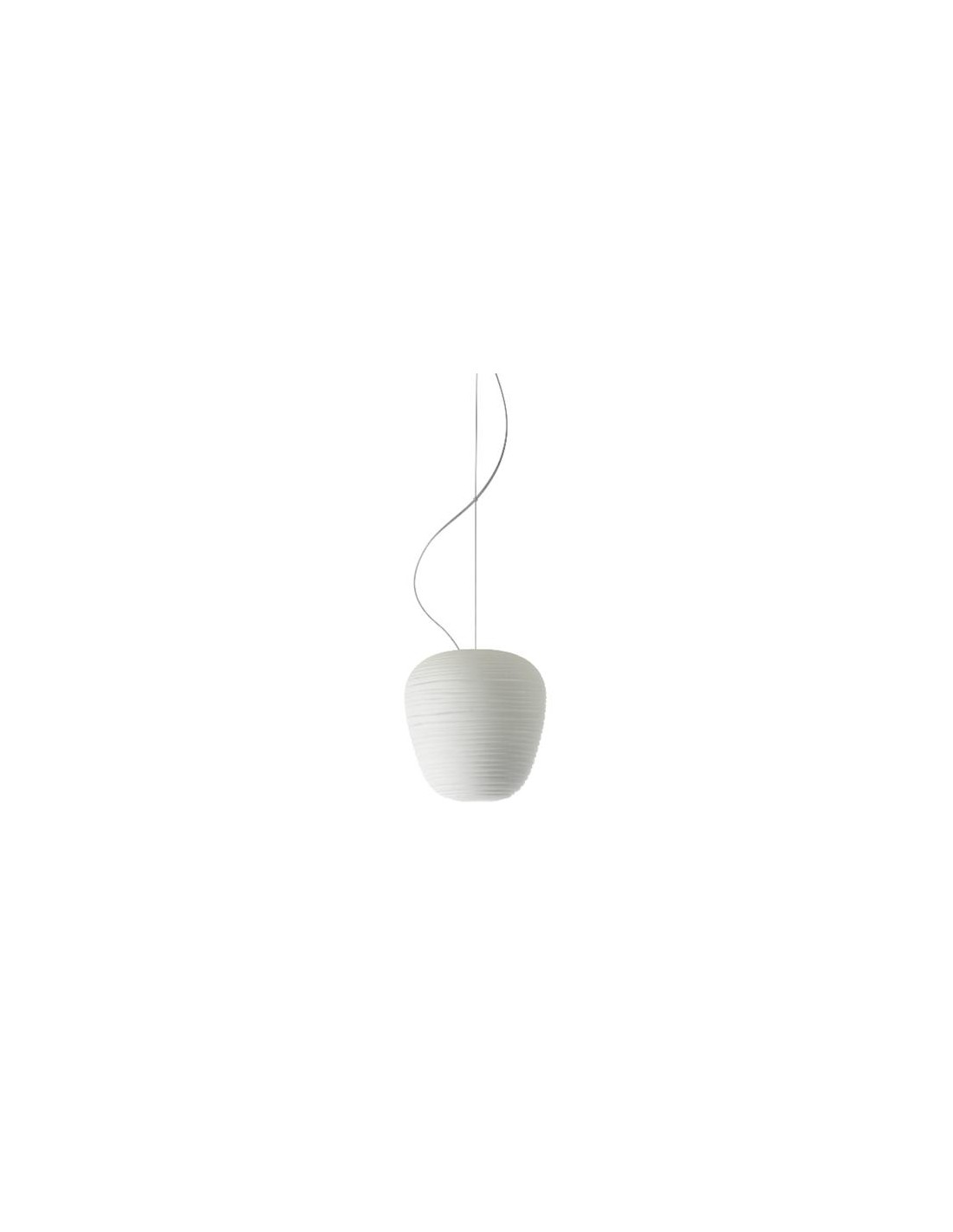 Suspension Rituals 3 foscarini blanc opalin