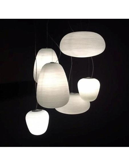 Suspension Rituals 3 foscarini plan
