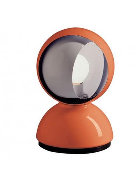 Lampe de table Eclisse orange  Artemide