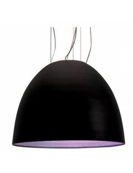 Suspension Artemide  Nur 1618 anthracite