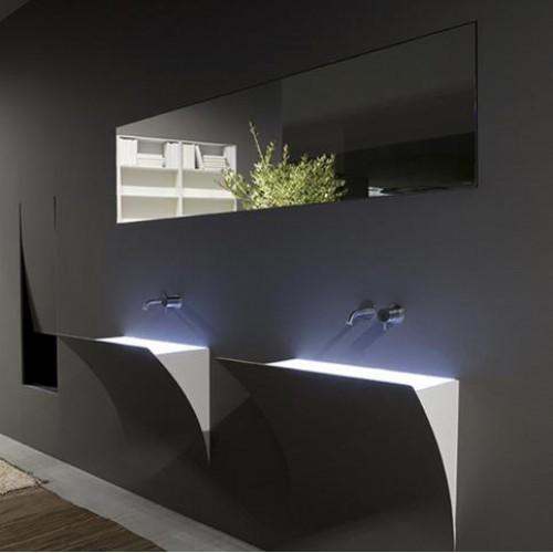 Armoire de toilette Segreto