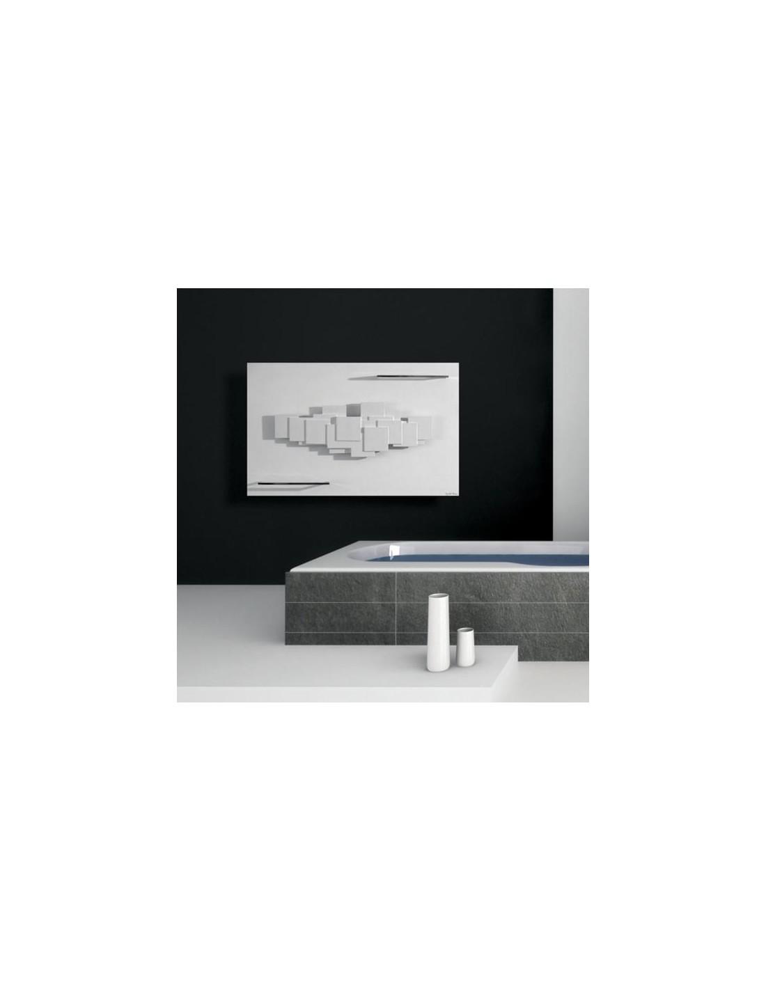Sèche Serviette Sculptural Bain de Michel Cinier mise en scéne Cinier - Valente Design