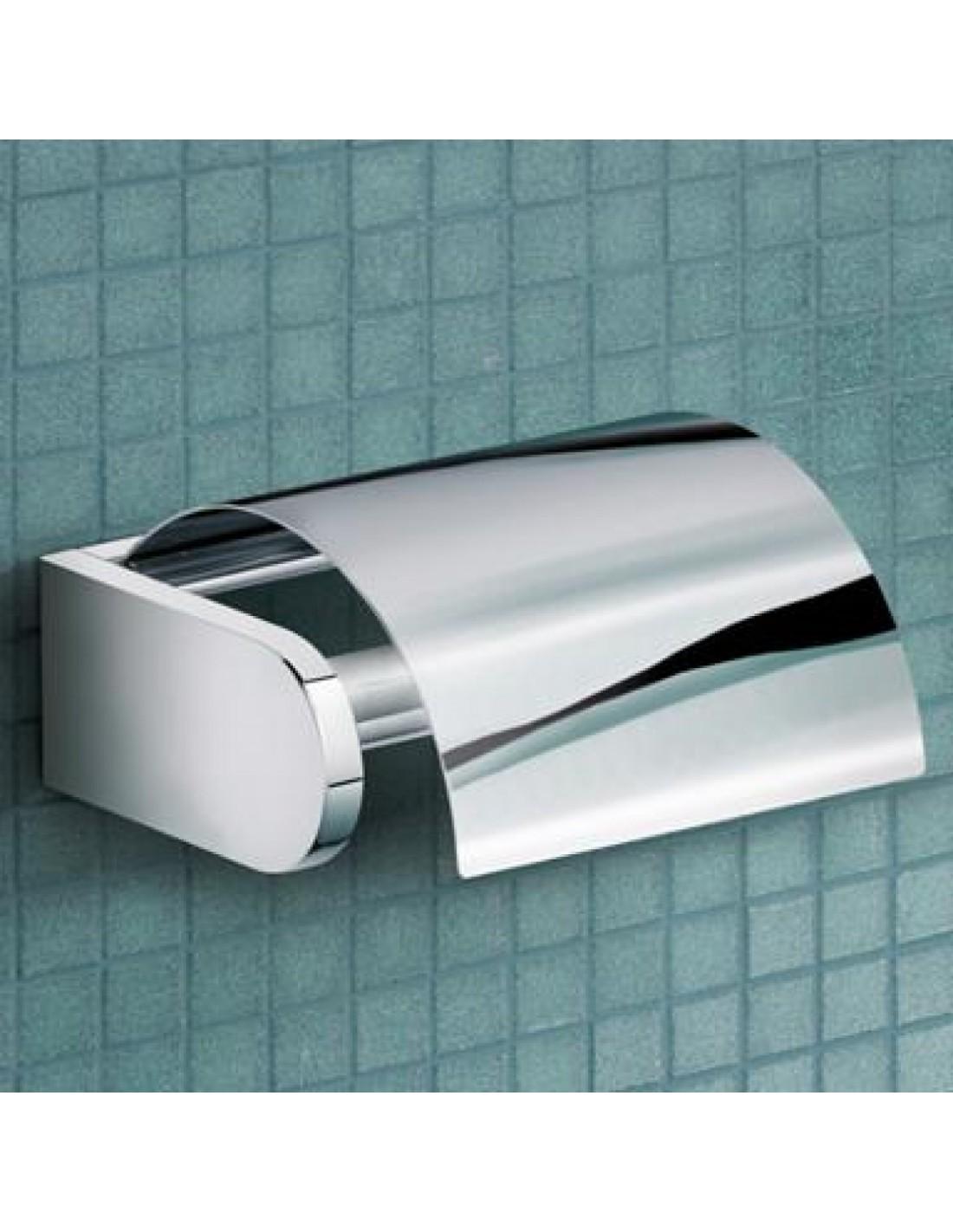 Porte rouleau couvercle edition 300 - Porte rouleau papier toilette design ...