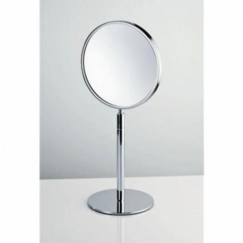 Miroir grossissant sur pied