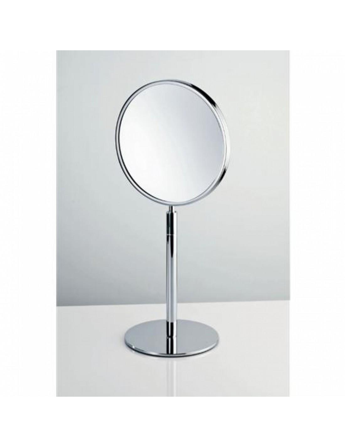 miroir grossissant sur pied decor walther. Black Bedroom Furniture Sets. Home Design Ideas