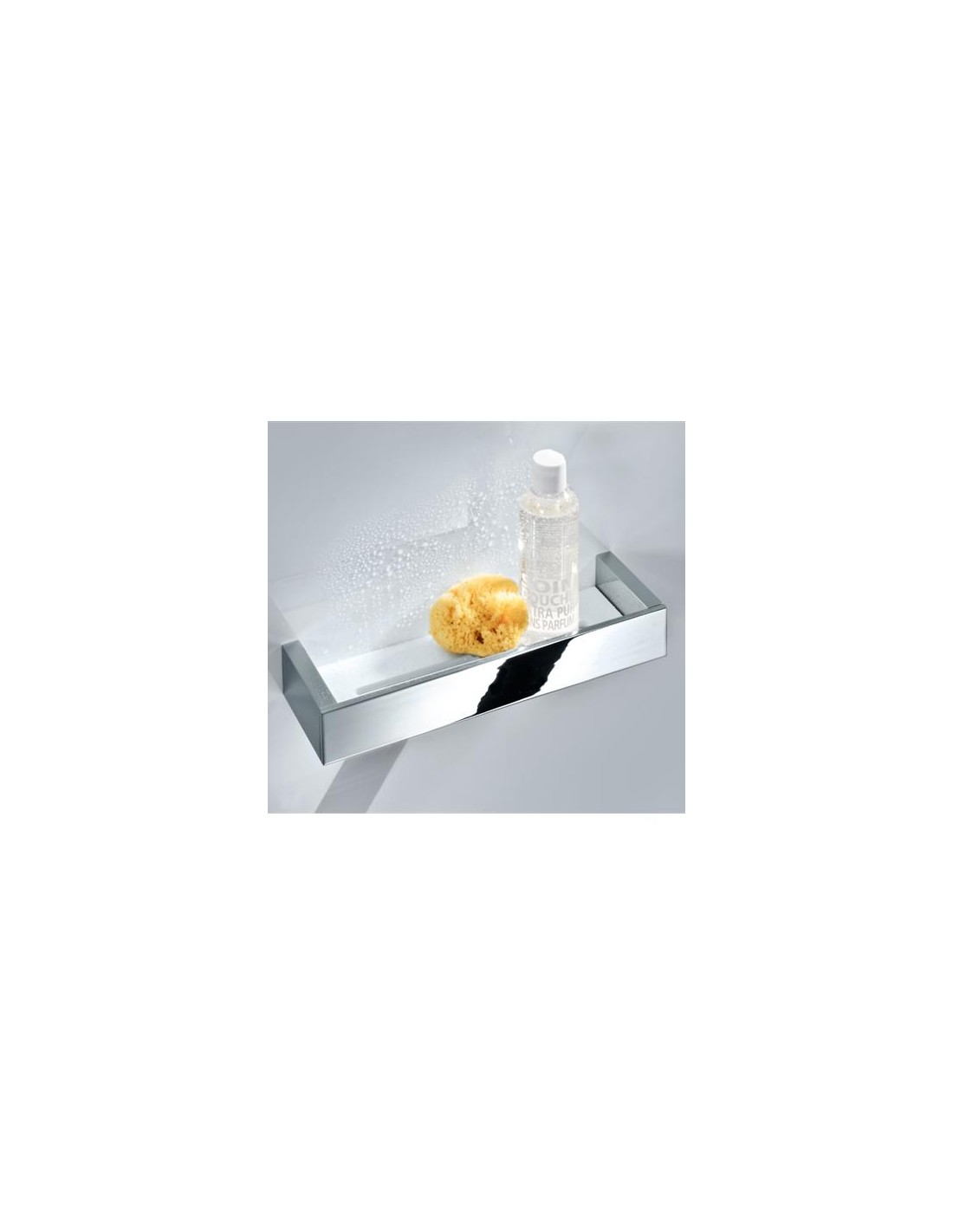 Etagère de douche Brick PM chrome  Decor Walther