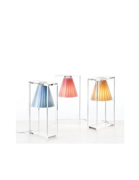 Lampe de table Light Air collection pour la marque Kartell