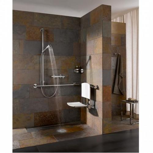 Confort et sécurité dans la douche