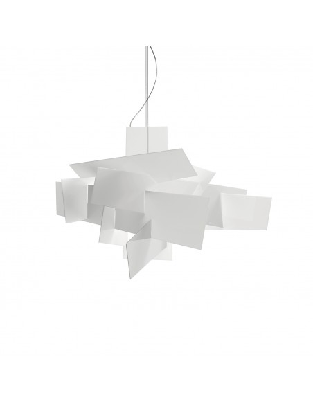 Suspension Big Bang LED avec variateur Diesel Foscarini