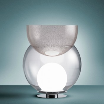 Lampe de table Giova grand modèle