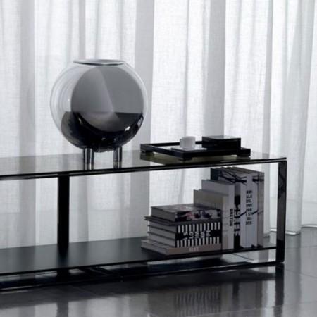 Lampe de table Globo Di Luce FontanaArte ambiance salon