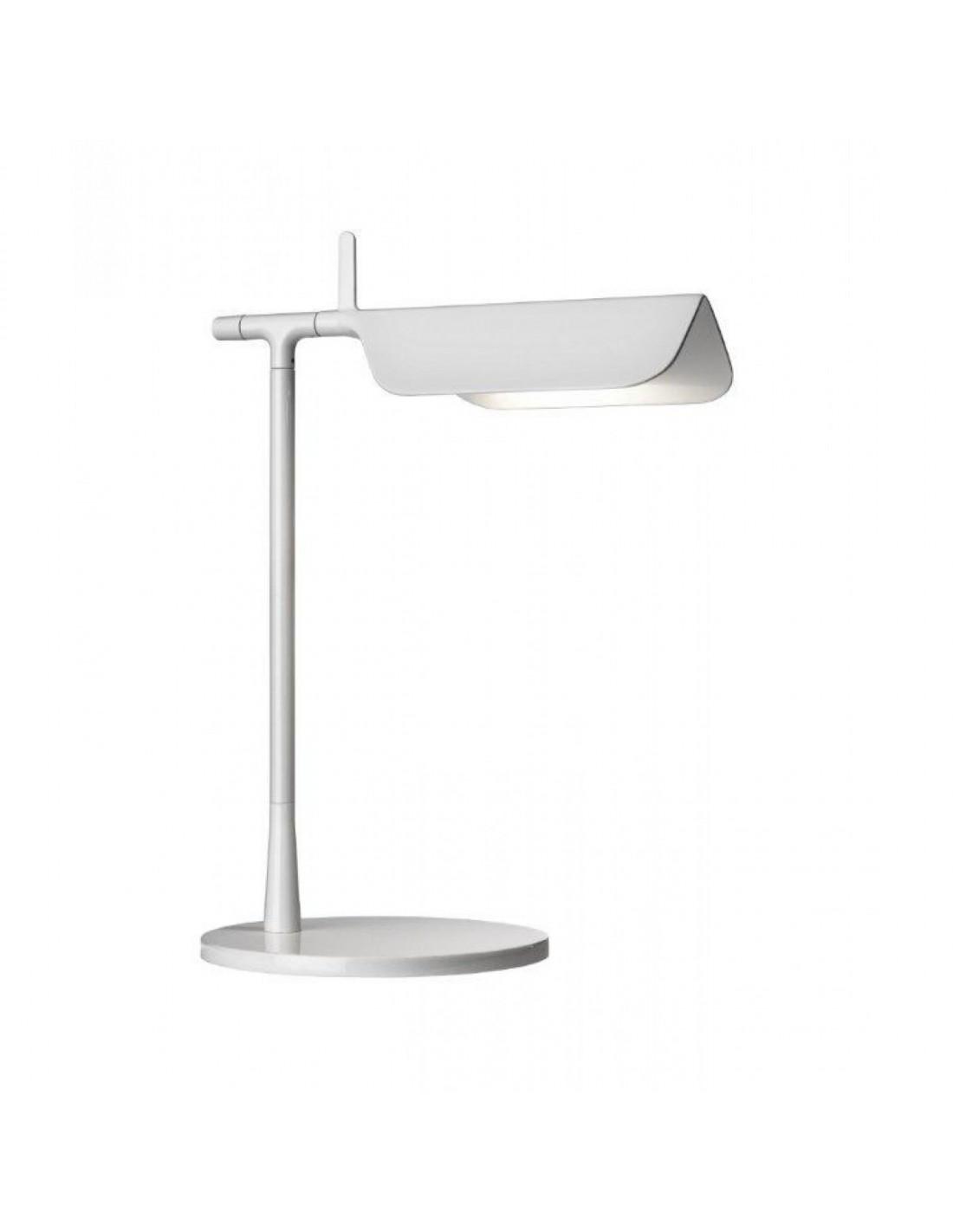Lampe de table Tab T LED blanche de flos