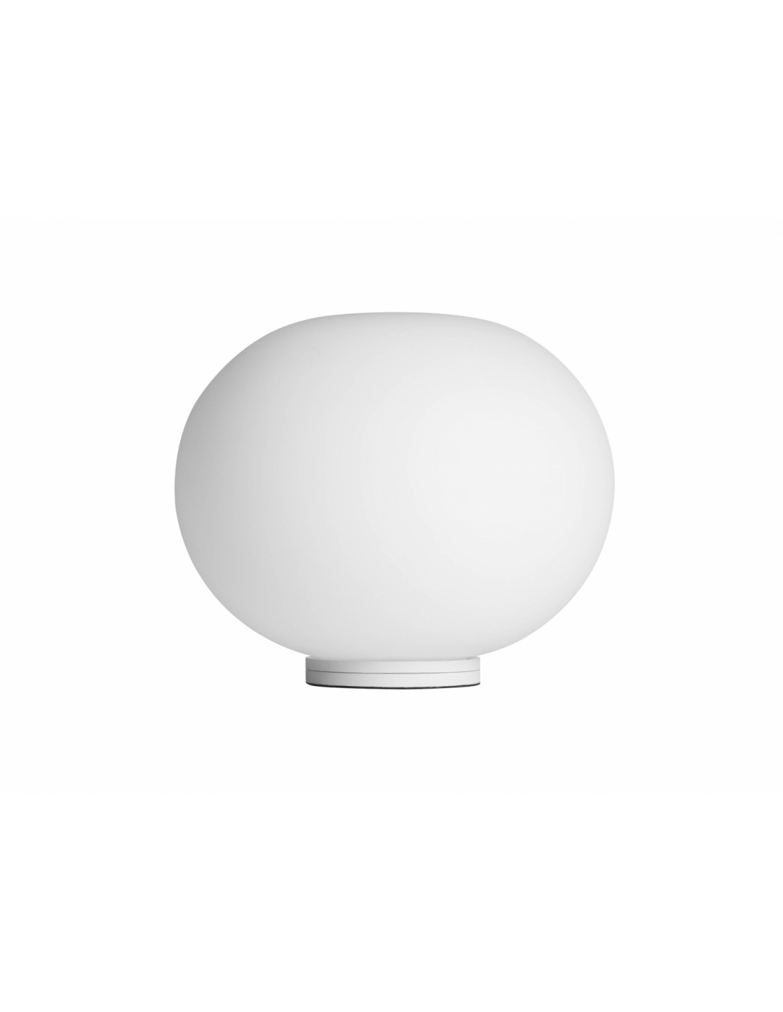 Applique/ plafonnier Flos Glo-Ball C/W zéro blanche