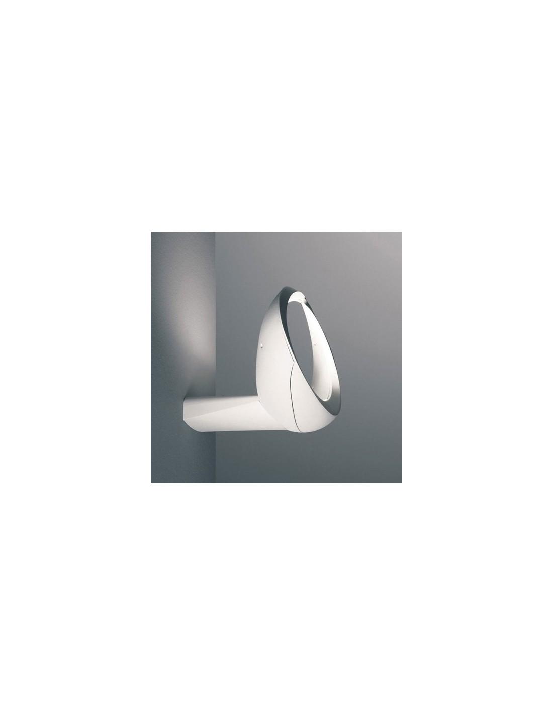applique cabildo led dimmable blanche artemide. Black Bedroom Furniture Sets. Home Design Ideas