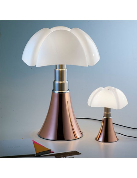 Lampe de table Mini pipistrello Cuivre