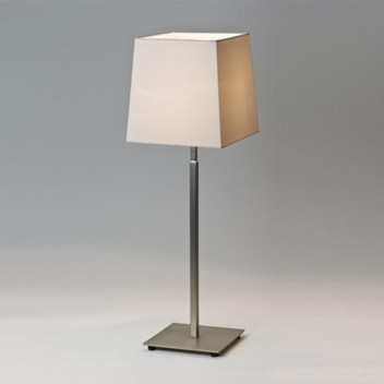 Lampe de table Azumi nickel mat