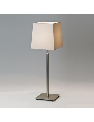 Azumi Lampe Table De Nickel Mat H2E9WDI