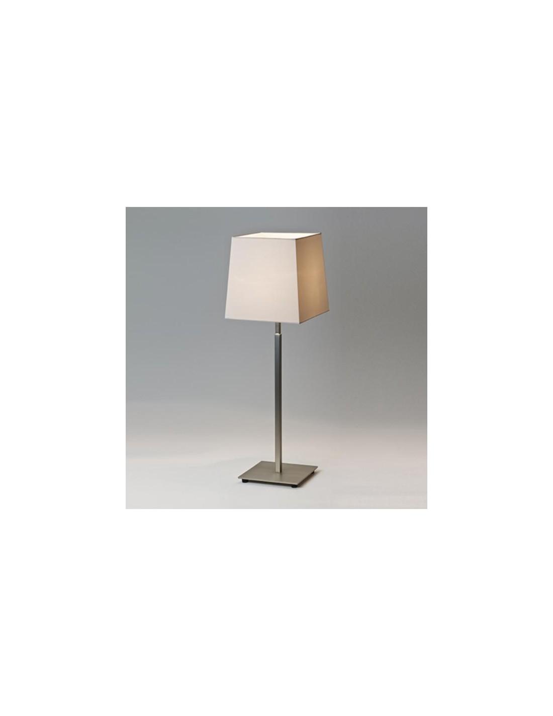 lampe de table azumi nickel mat astro lighting. Black Bedroom Furniture Sets. Home Design Ideas