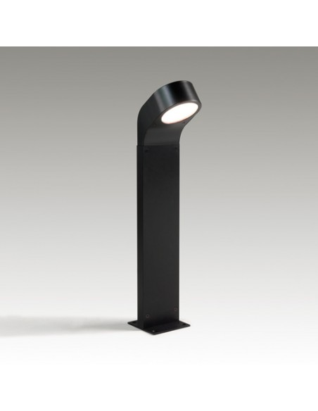 Borne Soprano noir astro lighting