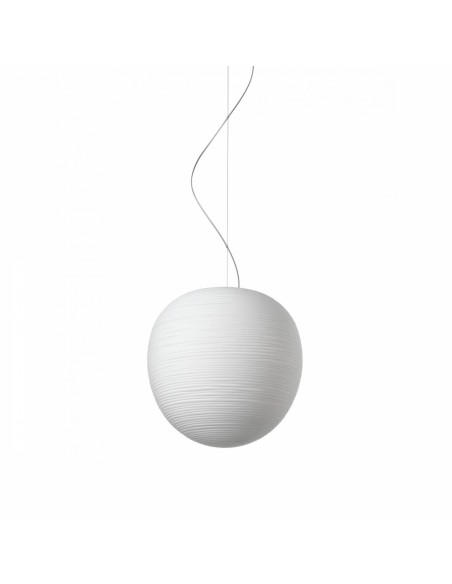 Suspension Rituals XL foscarini blanc opalin