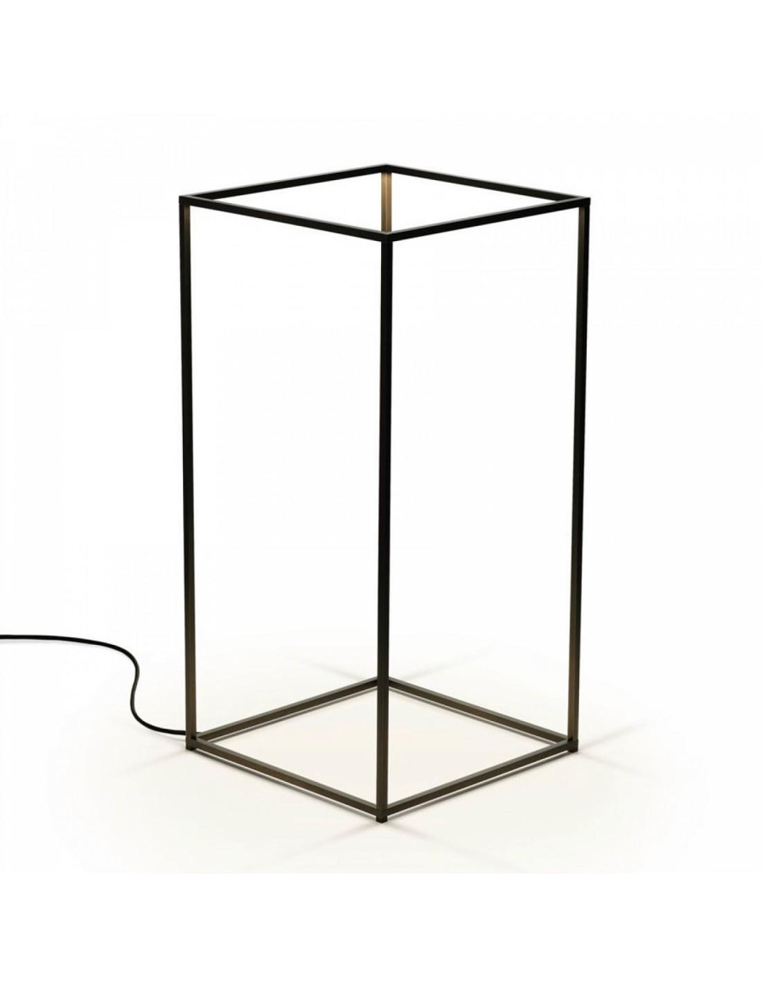 Lampe Ipnos Outdoor anodisé noir de flos