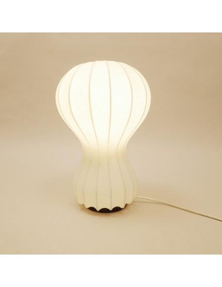 Lampe de bureau Gatto Piccolo éclairée