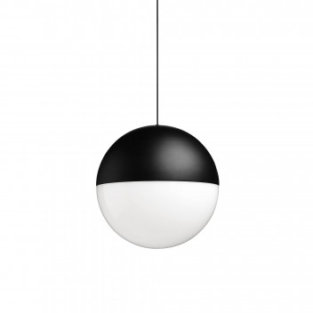 Suspension String light Sphere Head 2 têtes