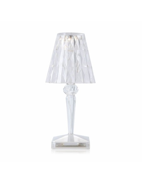 valente-design-lampe de table-kartell-battery-cristal-002