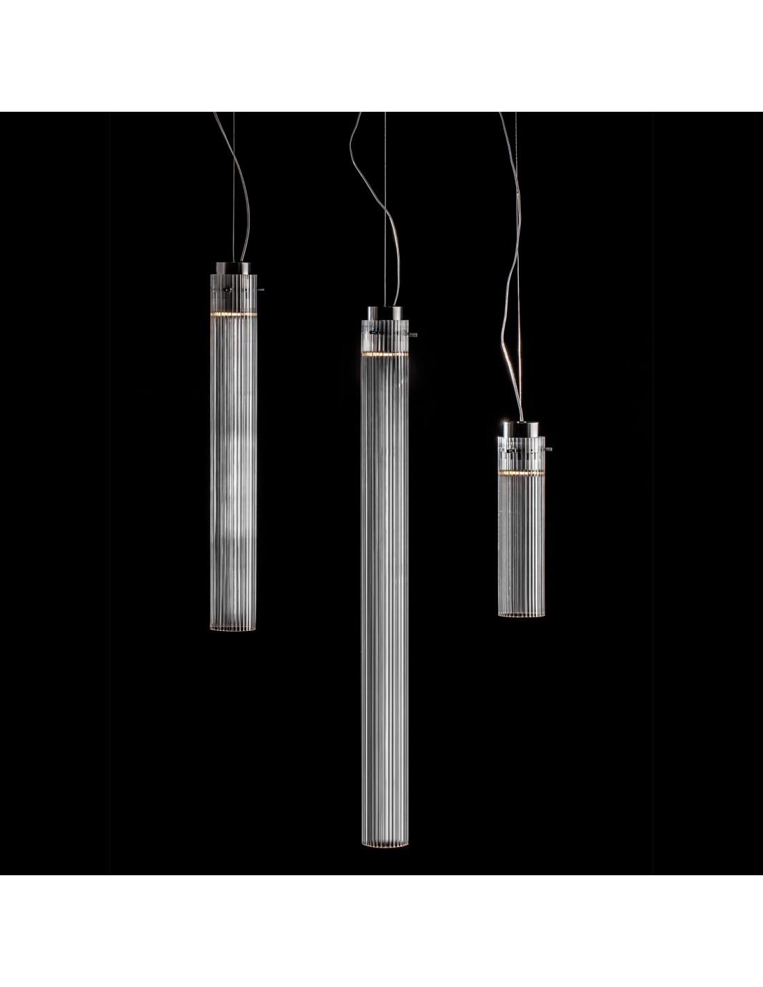 suspension rifly cristal 90cm. Black Bedroom Furniture Sets. Home Design Ideas