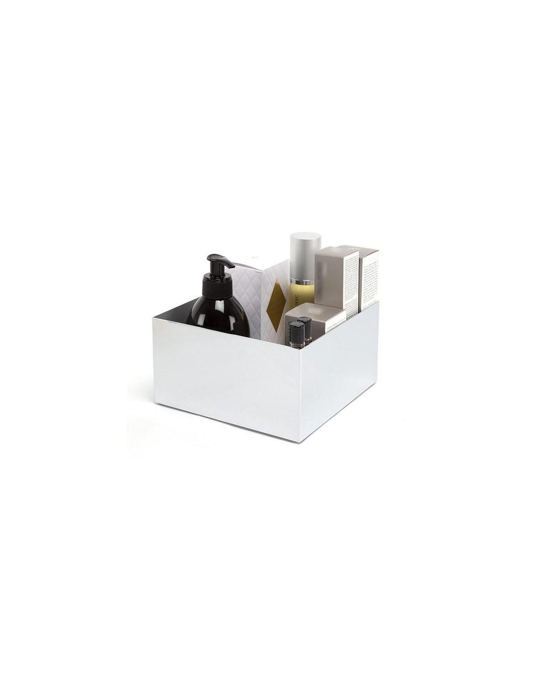 Boite de rangement carr e for Boite decorative de rangement