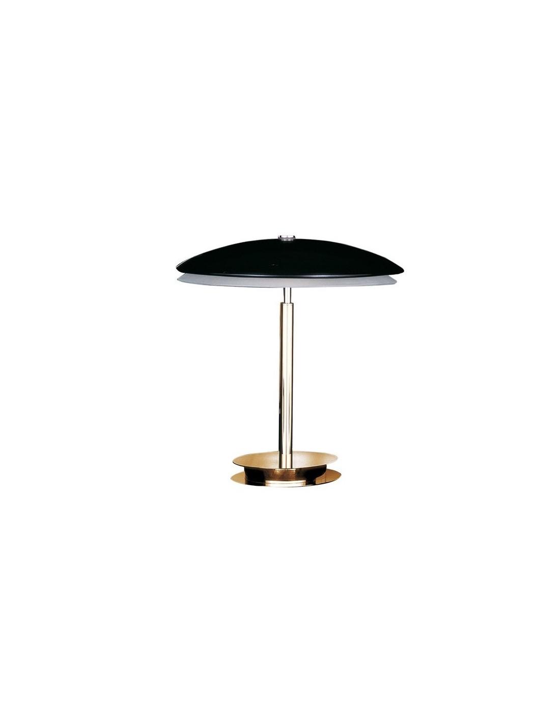 Lampe de Table Bis vue de face Fontana Arte