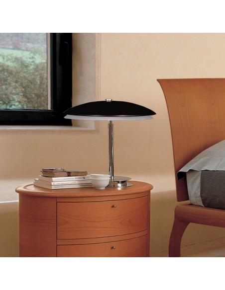 Lampe de Table Bis ambiance chambre Fontana Arte