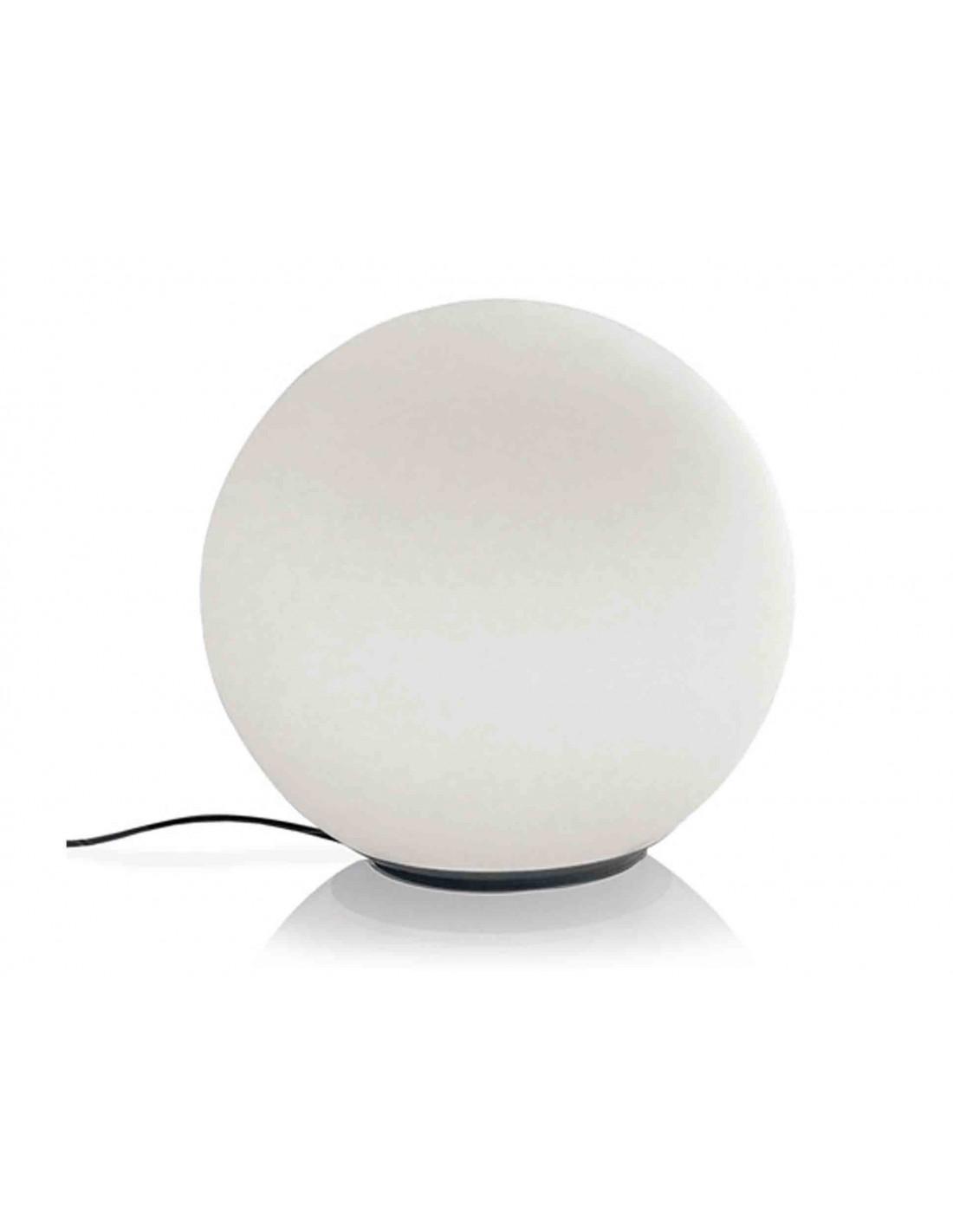 dioscuri 42 table lampe à poser plan mise en scène éclairage Artemide