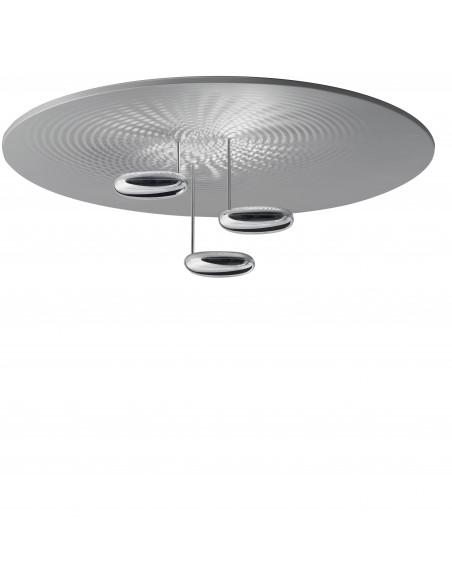 plafonnier droplet LED vue d'ensemble  Artemide