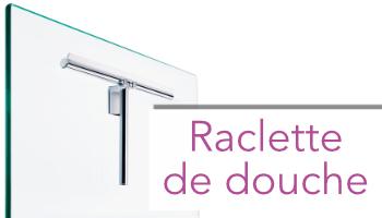 Raclette de douche