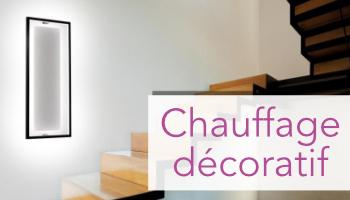 Chauffage décoratif