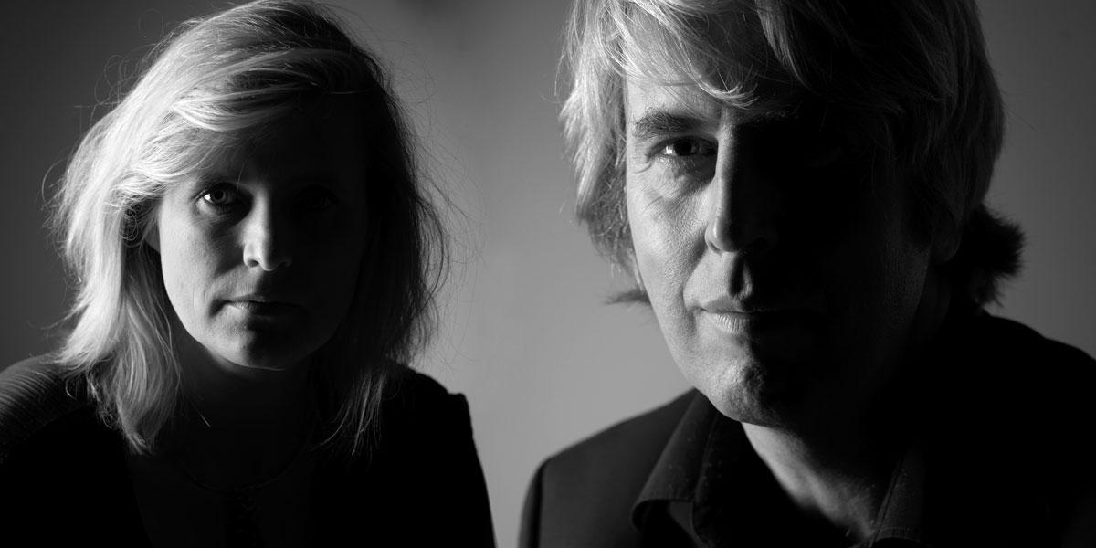 Xaveer Claerhout et Barbara Van Biervliet