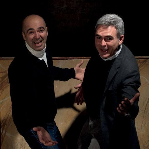 Stefano Bizzarri & Claudio Cinti
